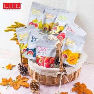 韓國天然冷凍乾果8包自選優惠 Korean Natural Freeze-dried Fruit x 8