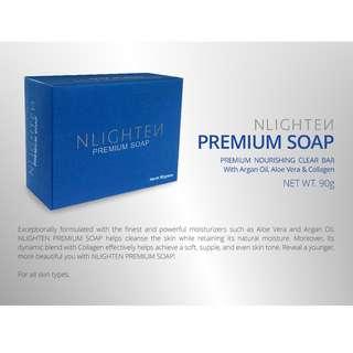 💯AUTHENTIC NLIGHTEN Premium Soap