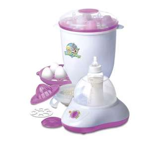 Looney Tunes 5-in-1 baby bottle sterilizer