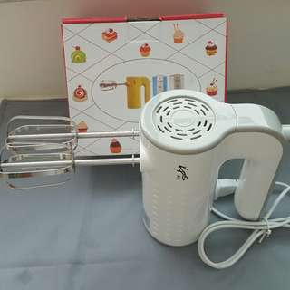 Portable Size Electric Hand Egg Beater (Brand New )