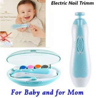 Electric Nail Trimmer For Babies