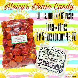 MEICY'S Special Yema Candy