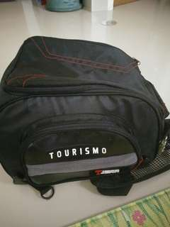 Tail bag Tourismo second
