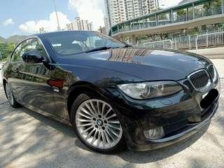 BMW 325I CONV 2010