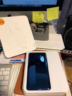 HTC U ULTRA 64GB 98%new 藍色