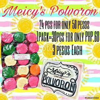 MEICY'S SPECIAL POLVORON