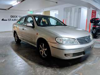 Nissan Sunny 1.6 Auto EX