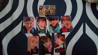 YOU NEVER WALK ALONE PHOTOCARDS