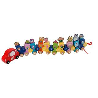 Pororo Series - Number Train