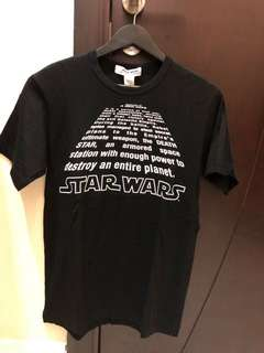Comme des garcons collaboration star wars