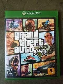 GTA V XboxOne