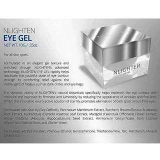 💯AUTHENTIC NLIGHTEN Eye Gel
