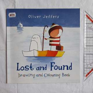 BBW JKT 2018 Oliver Jeffers lost and found activity books