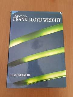 Frank Lloyd Wright Architecture Book