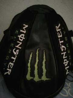 Tail bag monster second