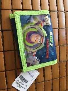 Disney buzz light year wallet