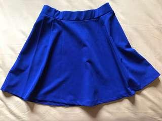 mini skirt & midi skirt