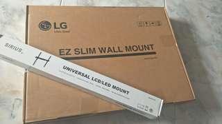 LG EZ Wall Mount & Sirius Universal LCD/LED Wall Mount