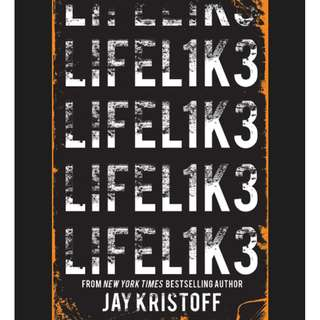 (Ebook) LIFEL1K3 by Jay Kristoff (Lifelike #1)