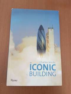 Iconic Building Architecture Book
