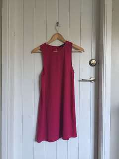 Saint James pink dress x