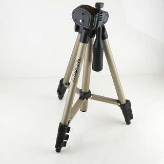 鋁製相機三脚架旅行輕便型 適用單眼相機或是手機 航空铝材 總重量僅510克