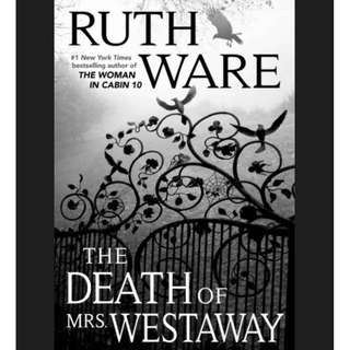(Ebook) The Death of Mrs. Westaway by Ruth Ware