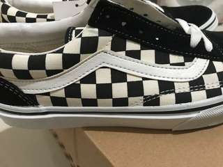 BNIB Vans Old Skool Checkerboard Japan Market