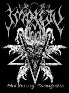 Impiety - Skullfucking Armageddon CD