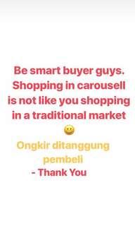 Be Smart Buyer :)