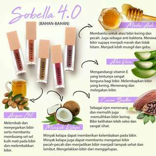 SOBELLA LIPMATTE.  Processing proceed upon full payment received via bank transfer