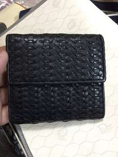 Authentic Christian Dior Lambskin Wallet