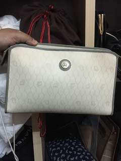 Authentic Vintage Christian Dior Clutch