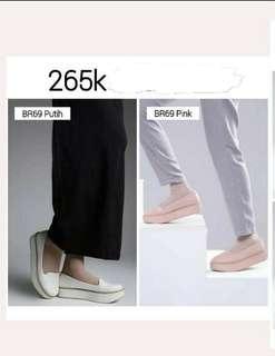 BR 69 Putih BR Shoes Bandung