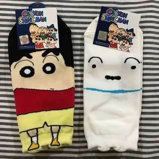 BN Crayon Shinchan Socks