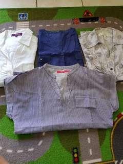 Branded blouses take all