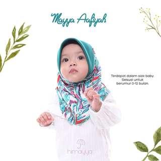 #listforikea Tudung Baby Mayya Aafiyah