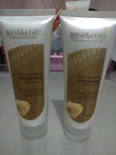 Masker Mustikaratu take all @35k