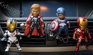 Avengers Iron Man 雷神香薰座