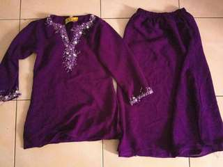 Baju Kurung by Jakel- Siti Nurhaliza Collection