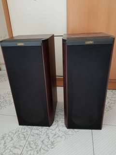 Jamo Classic 4 140w High End Bookshelf Speaker (丹麦原装 JAMO/尊宝 CLASSIC 4 典雅4号 喇叭揚聲器/音箱一對)