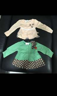 Baby Girl Cardigans (9-18 Months)