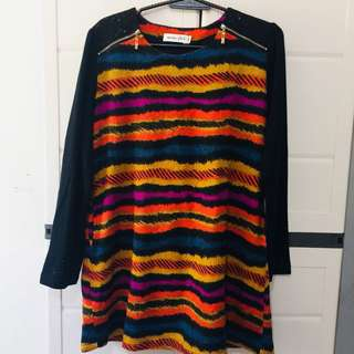 Long sweater/ dress
