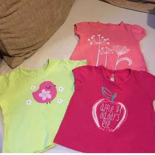 Baju Baby Tshirt Bundle from UK