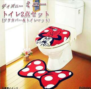 Po minnie toiletry set ori japan