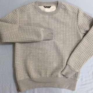 Bny Gray Pullover