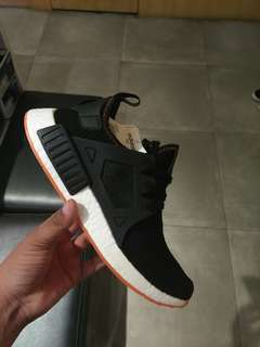Sneakers Adidas NMD XR1 coreblack solar red