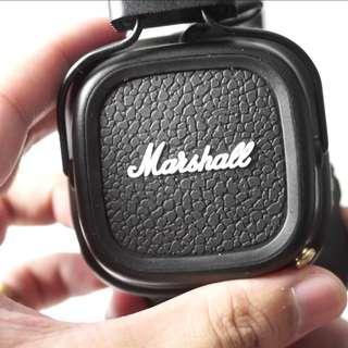 How to Spot Fake Marshall Major II Bluetooth, Mid Bluetooth and Monitor Bluetooth Headphones