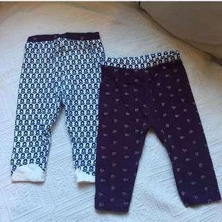 Baby Girl Pants Leggings Mini Club UK