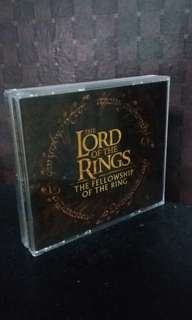 Vcd the lord of the rings...the fellowship of the ring